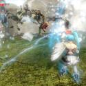 Die meisten Gegner sind Fallobst und mit wenigen Schlägen zuhauf aus dem Weg geräumt. (Bild: Nintendo)