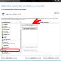 """Praktisch ist, dass Sie Softwaresymbole unsichtbar machen können. Wenn Sie beispielsweise nicht beim Skypen erwischt werden möchten, lassen Sie das Symbol auf Ihrem Hauptbildschirm verschwinden, indem Sie unter """"Verwalten"""" und """"Desktop-Symbole"""" im geöffneten Fenster auf """"Symbol verschieben >"""" klicken. Das Symbol machen Sie bei Bedarf auf einem anderen Desktop sichtbar. (Bild: Screenshot/DeskSpace)"""