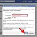 """Wenn Sie in Ihrem Facebook-Profil bereits eine Handynummer erfasst haben entfällt dieser Schritt. Haben Sie bisher noch keine Handynummer erfasst, geben Sie Ihre Mobilfunkrufnummer jetzt ein und bestätigen diese mit einem Klick auf """"Weiter"""". (Bild: Screenshot / Facebook)"""