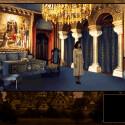 Eine Mischung aus Realfilm und digitaler Kulisse: Gabriel Knight. (Bild: Activision)