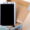 Das Tablet bringt 346 Gramm auf die Redaktionswaage. (Bild: netzwelt)