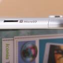 ...den microSD-Kartenslot. Ein Vorteil gegenüber dem iPad mini. (Bild: netzwelt)