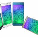 Zum Marktstart wird das Galaxy Alpha in fünf Farben erhältlich sein. (Bild: Samsung)