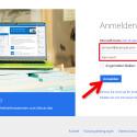 Loggen Sie sich mit Ihrem Benutzernamen und Ihrem Passwort auf der Webseite account.live.com ein. (Bild: Screenshot/microsoft.com)