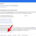 """Klicken Sie auf """"Prüfung in zwei Schritten einrichten"""", um den Einrichtungsassistenten zu starten. (Bild: Screenshot/microsoft.com)"""