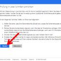 """Microsoft erklärt noch einmal, was die Anmeldung in zwei Schritten bewirkt. Bestätigen Sie den Hinweis mit einem Klick auf """"Weiter"""". (Bild: Screenshot/microsoft.com)"""