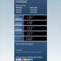Über das Kontextmenü rufen Sie sich die Details auf. In dieser Übersicht sehen Sie nicht nur die aktuellen Preise für die angebotenen Kraftstoffe. Auch die Öffnungszeiten und die akzeptierten Zahlungsmittel, wenn bekannt, erkennen Sie in dieser Übersicht. (Bild: Screenshot/clever-tanken.de)