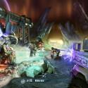 Die Kämpfe in Borderlands: The Pre-Sequel spielen sich angenehm chaotisch. (Bild: Take Two)