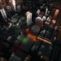 Auf einer Übersichtskarte werden die verschiedenen Areale mit Sicherheitsfaktor und prozentualem Grad der Verseuchung angezeigt. (Bild: Ubisoft)