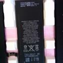 Das iPhone 6 mit 4,7 Zoll: Schon länger wurde über eine Akkukapazität von etwa 1.800 Milliamperestunden spekuliert. (Bild: Nowhereelse)
