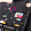 Das Liquid Z4 kann mit gleich zwei SIM-Karten bestückt werden. (Bild: netzwelt)