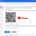 Rufen Sie zuerst die Sicherheitseinstellungen des jeweiligen Onlinediensts auf. Wir zeigen die Einrichtung am Beispiel der Bestätigung in zwei Schritten von Microsoft. Starten Sie die Einrichtung der App für die Authentifikation. Sie bekommen einen QR-Code angezeigt, den Sie mit Ihrem Smartphone scannen müssen. (Bild: Screenshot/Microsoft-Konto im Browser)