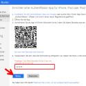 Geben Sie den auf dem Smartphone angezeigten Einmal-PIN auf der Webseite ein und bestätigen Sie diesen. Damit wird die Verknüpfung zwischen App und Account des Webdiensts geprüft. Zukünftig öffnen Sie die App, wenn Sie zur Eingabe des Einmal-PINs aufgefordert werden und geben den angezeigten Code ein. Achten Sie bei mehreren eingerichteten Accounts darauf, dass Sie den richtigen Code eingeben. (Bild: Screenshot/Microsoft-Konto im Browser)