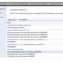 Über Windows-Update können Sie die bereits installierten Updates auch wieder deinstallieren. (Bild: Screenshot)