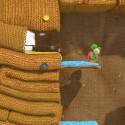 In den liebevoll gestalteten Level warten zahlreiche Extras auf ihre Entdeckung. (Bild: Nintendo)