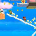 Wie aus anderen Nintendo-Jump'n'Runs bereits gewohnt, wird die Spielmechanik stetig durch neue Ideen erweitert. (Bild: Nintendo)