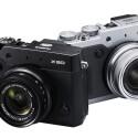 Die neue Fujifilm X30 wird in den Farben Schwarz und Schwarz-Silber erscheinen. (Bild: Fujifilm)