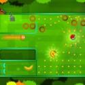 In Pac-Man Friends holt sich Pac-Man Hilfe von bis zu acht Kameraden. (Bild: Google Play)