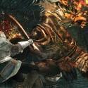 In der Erweiterung zu Dark Souls 2 werden euch vor allem Flammen, Rauch und Zauberei das Leben schwer machen. (Bild: Bandai Namco)