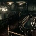 Neuauflage: und die gleiche Szene im Remake. (Bild: Capcom)