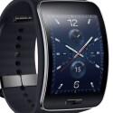 Das Super AMOLED-Display der Gear S bietet eine Bilddiagonale von zwei Zoll. (Bild: Samsung)