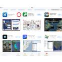 Auch wenn du im App Store stöberst oder konkret nach einer App suchst, wird dir mit dem Cloud-Icon angezeigt, dass ein Familienmitglied die App bereits gekauft hat und du diese installieren kannst.