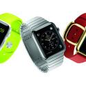 Apples Watch wird es in drei unterschiedlichen Grundausführung geben, die sich vor allem in der Materialwahl voneinander unterscheiden. Wirklich wasserdicht ist keine.