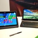 Das gleiche Gerät, unterschiedliche Betriebsmodi: Acer Aspire R13.