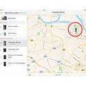 """Auch in der iOS-App """"Mein iPhone finden"""" werden die Familienmitglieder wie eigene Geräte angezeigt. Alternativ kannst du """"Mein iPhone finden"""" auch im Browser über die iCloud aufrufen."""