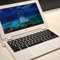 Kompakt präsentiert sich das Acer Chromebook 11 auf der IFA.