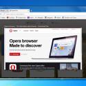 Opera 24: Die neue Version enthält eine praktische Tab-Preview-Funktion.