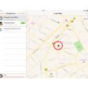 """Die Zweite Möglichkeit ist der Abruf des aktuellen Standorts von Familienmitgliedern über die iOS-App """"Freunde"""". Hier wurden die Familienmitglieder automatisch hinzugefügt."""