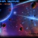 """""""Alpha Wave"""" ist ein Weltraum-Shooter mit vielen Levels. 1,00 Euro gespart."""