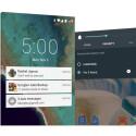 Im neuen Android wurden nicht nur das Benachrichtigungssystem grundlegend überarbeitet. Benachrichtigungen sind nun fester Bestandteil des Sperrbildschirms.