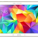 Das Samsung Tab S rangiert mit nur 6,6 Millimeter in der Dicke auf Platz 2. (Bild: Samsung)
