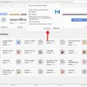 """Bestätige die Installation der Chrome-Erweiterung mit einem Klick auf """"Hinzufügen""""."""