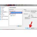 """Nachdem diese unter """"Controller: IDE"""" eingefügt wurde klickst du unten auf """"OK"""", um  Windows 10 zu installieren. Nachdem du alle Einstellungen vorgenommen hast, klickst du unterhalb der Menüzeile in VirtualBox auf """"Start""""."""