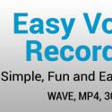 """Ein digitales Diktiergerät bekommst du mit """"Easy Voice Recorder Pro"""". 2,94 Euro gespart."""