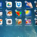 """Um den Fehler zu beheben, musst du die betroffene Anwendung zuerst auf deinem iPhone oder iPad deinstallieren. Tippe dazu lange auf die App, bis die Icons wackeln. Dann löschst du die App über das kleine """"X"""" in der linken oberen Ecke des App-Icons."""