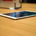 Genau hinschauen! Das iPad Air 2 ist nur 6,1 Millimeter dick. (Bild: netzwelt)