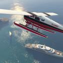 Der GTA-Klassiker, das Wasserflugzeug Dodo, gehört zu den exklusiven Inhalten für PS3- und Xbox 360-Spieler.