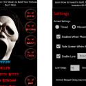 Mit Scary Scream Machine Horror Prank für Windows Phone spielt ihr euren Freunden einen Telefonstreich mit Sounds aus bekannten Horrorstreifen.