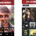 Mit The Walking Dead zaubert ihr mit viel Fantasie ein beängstigendes Zombie-Selfie.