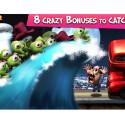 Mit dem Smartphone-Spiel Zombie Tsunami begebt ihr euch als Zombie auf den schaurigen Feldzug nach Menschenfleisch.