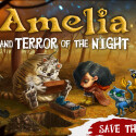 "In dem interaktiven Story Book ""Amelia and Terror of the Night - Story Book for Kids"" musst du Amelia und ihre Freunde vor den Kreaturen der Finsternis retten. 99 Cent gespart."
