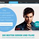 Maxdome bietet Spielfilme, Serien und Kinderfilme zum Festpreis.