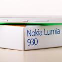 Echte Drücker gibt es nur noch an der Seite des Lumia 930. Mit ihnen wird die Lautstärke reguliert und das Gerät ein- beziehungsweise ausgeschaltet.