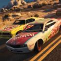 Schließt die neuen Stock-Car-Rennen als Sieger ab, um neue Muscle-Cars gewinnen.