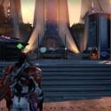 Vom Startpunkt aus lauft ihr direkt geradeaus... (Quelle: Screenshot / Activision)