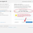 Jetzt wird der Wiederherstellungsschlüssel angezeigt, mit dem du auch dann noch Zugang zu deiner Apple-ID erhältst, wenn beispielsweise dein iPhone als vertrauenswürdiges Gerät nicht verfügbar ist. Drucke den Code aus oder schreib diesen auf. Er darf nicht in fremde Hände geraten.